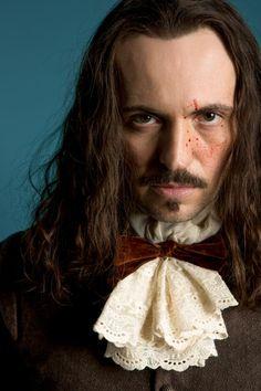 Tygh Runyan as Fabien, versailles