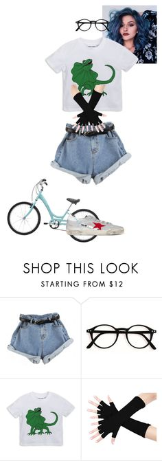 """""""Untitled #960"""" by stxrgxzingg on Polyvore featuring Golden Goose"""