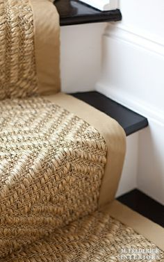 SISAL- OR WOOL UP THE STAIRS