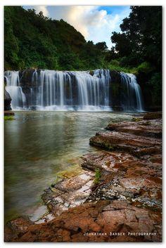 Talofofo Falls, Guam. Johnathon Barber Photography