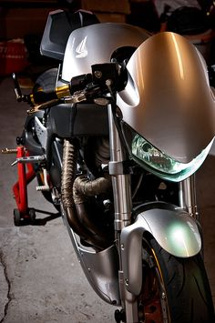 2005 Buell XB12R by Damian Dabrowski