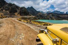 Road Travel in Peru, Part 2 –Paracas, Lima, Cordillera Blanca, Huanchaco, Cajamarca - Landcruising Adventure - North of San Pedro da Casta, Peru (©photocoen)