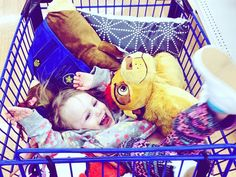 When life gives you lemons...jump in a pile of stuffed animals and pillows!  #lifeisbeautiful #life #childhood #plushtoy #makinglemonade #makinglemonadeoutoflemons #loveher #picoftheday #igersoftheday #igers #toddlerlife #shopping #shoppingwithkids #shoppingwithmom #beautiful