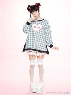 Japanese fashion from brand Swankiss