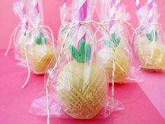 Pineapple Cake Pops (1 dozen customizable tropical cake pops) by MarieBeeCakePops on Etsy https://www.etsy.com/listing/521826653/pineapple-cake-pops-1-dozen-customizable