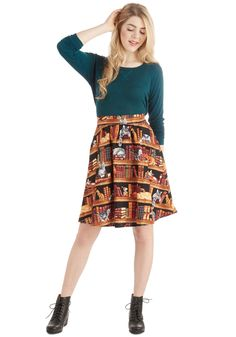 Fun for the Books Skirt.