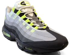 #Nike to release 15th anniversary OG colourway of the #AirMax95. Still horrible.