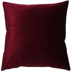 The inch Corona Scarlet Velvet pillows are made from an exceptionally soft, high quality medium-pile velvet fabric with a medium sheen. Red Throw Pillows, Large Pillows, Velvet Pillows, Throw Pillow Sets, Decorative Pillows, White Shag Rug, Living Room Bench, Cushion Pads, Scarlet