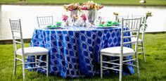 Prestige Linens | Tablecloth Manufacturer | Wholesale Table Linen | Made in America