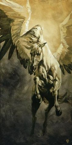 Heather Theurer --- Pegasus