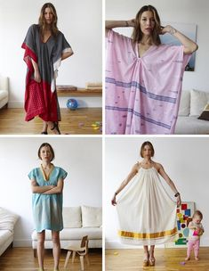 Chic Gorgeous Caftans Two New York