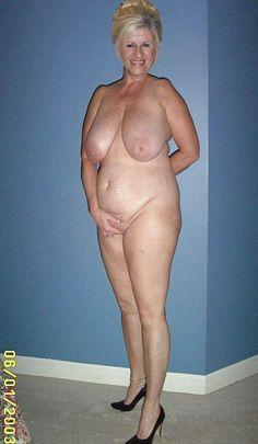 Grey Hair Nude Pic 40