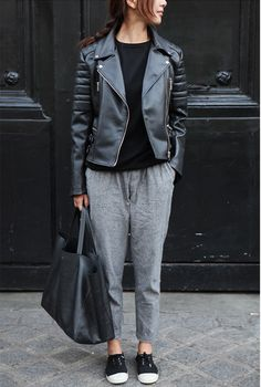 street style. casual style.