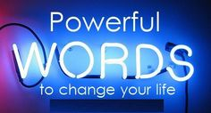 Words have power to make or break you. Correct words used at the right time works as a soothing medicine for others.