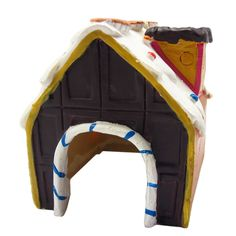 Alfie Pet by Petoga Couture - Small Animal Hideout - Chocolate Cake Hut (Living Habitat for Dwarf Hamster and Mouse) *** Quickly view this special dog product, click the image : dog clothes
