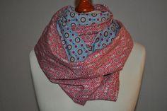 Loop scarf for beauty mommys / Loop Schals für hübsche Mamis :-)