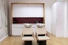Hairdresser Redesign - Hanover based Interior Architects ESTHET