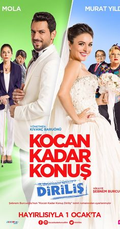 Kocan Kadar Konus Dirilis - Efsun has found Mr. Right in Sinan, and their relationship is taking a serious turn. But their eccentric families quickly complicate the romance. We Movie, About Time Movie, Film Movie, Film Trailer, Netflix, In And Out Movie, Cinema Film, Streaming Movies, Hd Streaming