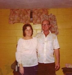 My parents...my Palladium...