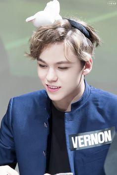 Vernon ♡ Seventeen