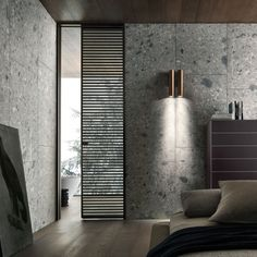 Shop Haute Living for modern sliding doors for any room by fresh designers. We are the go-to for contemporary furniture & design. Interior Architecture, Interior And Exterior, Interior Door, Suites, Internal Doors, Door Design, Design Design, Design Ideas, Windows And Doors