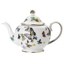 NEW Christian Lacroix Butterfly Parade Tea Pot