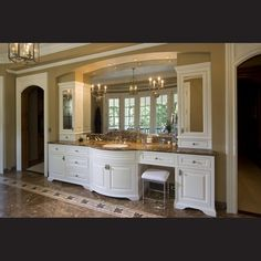 love granite & vanity color & configuation