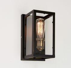 Dovre vegglampe - Lightup.no - Nettbutikk med belysning, utebelysning og utelamper