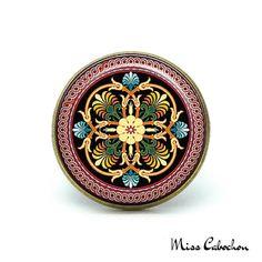 The jewelry of the day! More info at http://misscabochon.com #mc #photooftheday #jewelry #jewels #jewel #fashion #trendy #accessories #Statementring #ethnic #style #fashionista #accessory #instajewelry #stylish #jewelrygram #fashionjewelry #ring #ringaddict #bague #bijou #stylist #styleblog #arabesque #rings #precious #DifferenceMakesUs