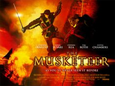 The Musketeer Tim Roth. Movie Posters, Steampunk Movies, Movies, Film, Musketeers, See It