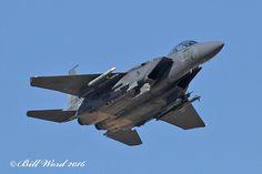 McDonnell Douglas F-15E.