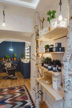 Home Beauty Salon, Home Hair Salons, Home Salon, Hair Salon Interior, Spa Interior, Beauty Salon Decor, Schönheitssalon Design, Design Salon, Salon Interior Design