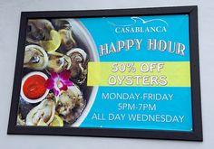 Casablanca Fish Market http://miamiessentials.com/from-the-ocean-to-your-table-casablanca-fish-market/