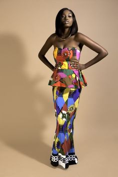 Souza Breaking Loose Collection Spring Summer 2014 - BellaNaija - November2013006