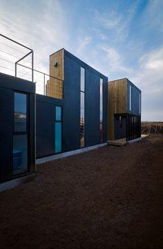 Galería de Casa en Panel SIP / Alejandro Soffia + Gabriel Rudolphy - 4