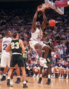 1992 Shaquille O'Neal - LSU