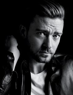 Justin Timberlake by Hedi Slimane for T Magazine