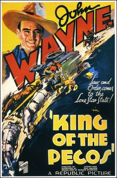 john wayne movie posters | Posted by John F. Ptak on June 08, 2011 at 08:46 AM in Blank and Empty ...