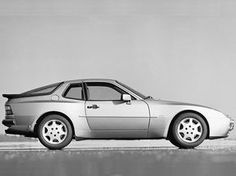 Porsche 944 - Not my favorite (the 356 is), but the Significant Other loves it.