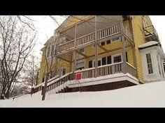 Neighbors Buy Empty Oswego Sorority House