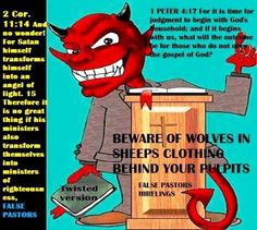 CROSS TALK MINISTRIES Watchman - Lawrence  : *((There are ALOT MORE FALSE Teachers than we Real...