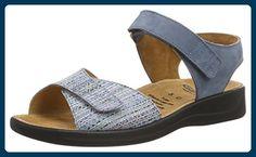 Ganter Damen Monica-G Sandalen, Blau (Jeans/Sky), 36 EU (3.5 UK) - Sandalen für frauen (*Partner-Link)