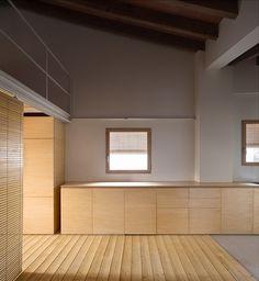 apartment in el carmen valencia by hugo mompó & juan grau