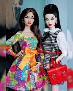 Fashion Royalty Dolls, Fashion Dolls, Steven Wright, Barbie Fashionista, Doll Dresses, Iphone Wallpaper, Doll Clothes, Cool Outfits, Fancy
