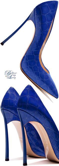 Brilliant Luxury by Emmy DE ♦ Casadei 'Blade' Pumps