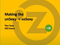 tien-tzou-unsexy-presentation by 500 Startups via Slideshare August 9, Startups, Presentation, Movie Posters, Life, Film Poster, Billboard, Film Posters