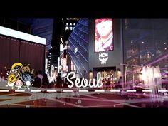 SEOUL,S.KOREA VLOG 2017: DAY 2&3  GYEONGBOKGUNG PALACE, GWANGHWAMUN SQUARE,SMTOWN COEX, ETC. - YouTube