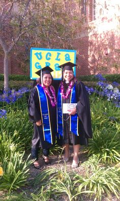SAI student graduating from UCLA
