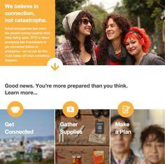 Ideo Rebrands Disaster Preparedness | Co.Design | business + design