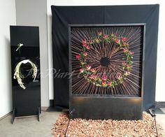 Eindwerk meester florist - Gent Ria Becker - FioRiart